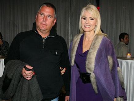 פנינה רוזנבלום ובעלה (צילום: שוקה כהן)