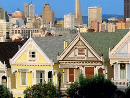 בית בארצות הברית (צילום: Medioimages/Photodisc, GettyImages IL)