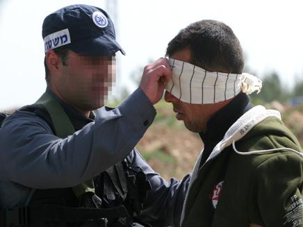 עציר פלסטיני ברצועה, ארכיון (צילום: רויטרס)