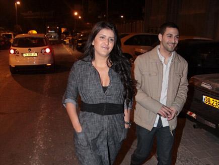 עינב בובליל ואלי בנישתי (צילום: אלעד דיין)