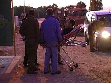2 פצועים מנפילת מרגמה בדרום, ארכיון (צילום: חדשות 2)