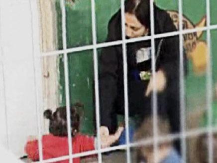 גננת שהתעללה בילדים (כלבוטק) חדשות 2 (צילום: חדשות 2)