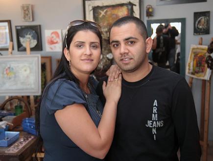 עינב בובליל, אלי בנישתי (צילום: אלעד דיין)