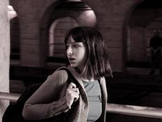בחורה מבוהלת (צילום: MotoEd, Istock)