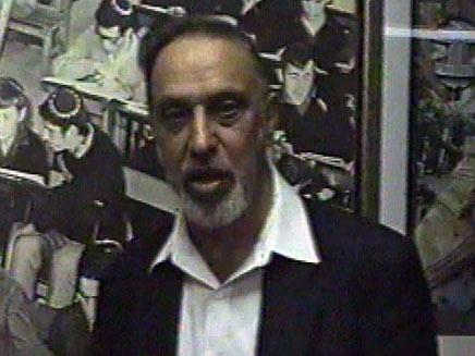 """יכול להיות גם רה""""מ. הרב בא-גד (צילום: חדשות 2)"""
