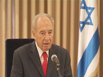 יחל בסבב השיחות לקראת הקמת הממשלה; הנשיא (צילום: החדשות 2)