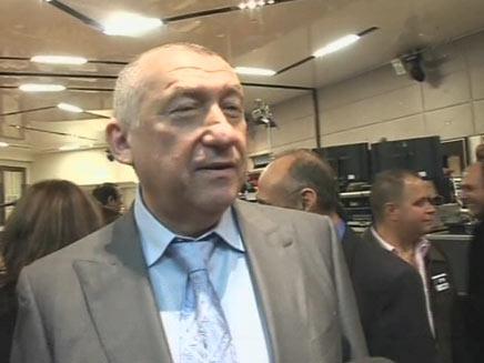 מיכאל צ'רנוי (צילום: חדשות 2)