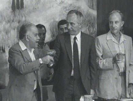 בשנת 1984 זה עבד ואפילו די טוב, ממשלת רוטרציה (חדשות 2) (תמונת AVI: חדשות)
