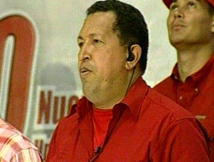 הוגו צ'אבס רוצה עוד קדנציה (תמונת AVI: חדשות)
