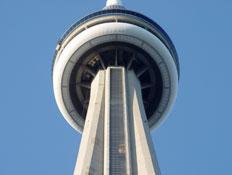 טורנטו, מגדל ה-CN (צילום: SXC)