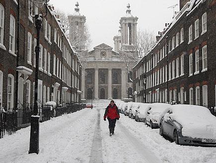 רחוב בלונדון (צילום: Oli Scarff, GettyImages IL)