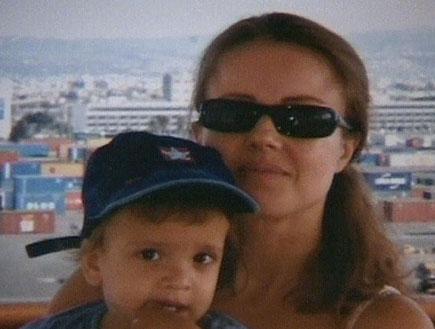אולגה בוריסוב: חבל שלא לקחתי אותו לרוסיה (תמונת AVI: חדשות)
