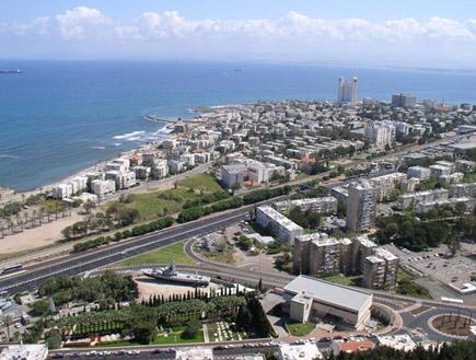 טיולים בצפון: נוף חיפה (יח``צ: איל שפירא,  יחסי ציבור )