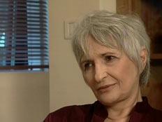 עליזה אולמרט (צילום: חדשות 2)