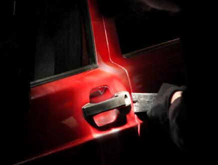 פריצה למכונית (צילום: lkemilai, GettyImages IL)