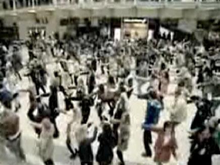 מסיבה (צילום: חדשות 2)
