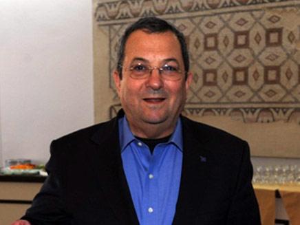 אהוד ברק (צילום: משרד הביטחון)