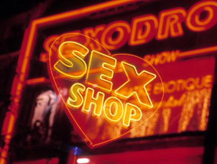 חנות סקס (צילום: Dutchy, Istock)