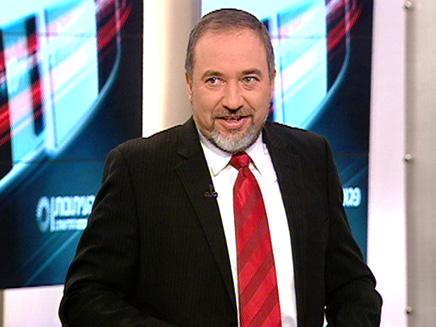 אביגדור ליברמן  2פגוש את העיתונות (צילום: חדשות2)