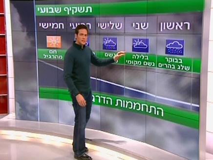 דני דויטש אולפן (צילום: חדשות 2)
