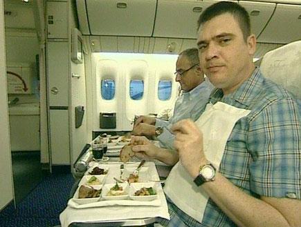 רותם גרוזוביק על האוכל שאנחנו אוהבים לשנוא (תמונת AVI: חדשות)