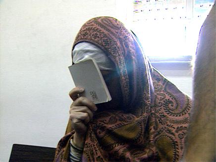 אמא המתעללת מירושלים (צילום: חדשות2)