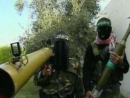 החמאס יורה טילים מדויקים יותר (תמונת AVI: חדשות)