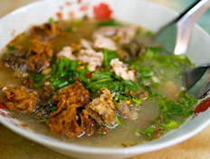 אוכל תאילנדי, מתוך הבלוג של אוסטין בוש