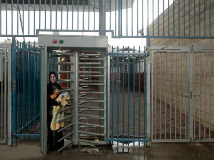 מחסום ישראלי בשטחים, ארכיון (צילום: רויטרס)