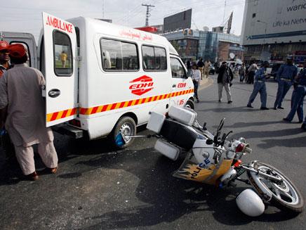 פיגוע קשה בפקיסטן. ארכיון (צילום: רויטרס)