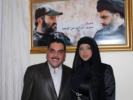 סמיר קונטאר ואשתו (חדשות 2) (צילום: חדשות 2)