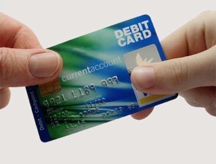 כרטיס אשראי דביט (צילום: SXC)