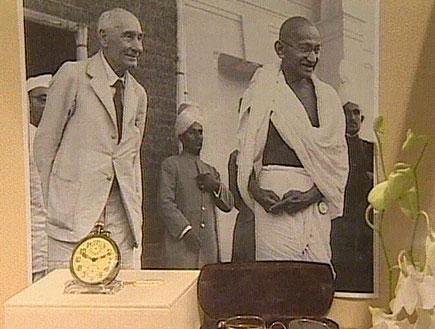 מוכרים את גנדי (תמונת AVI: חדשות)