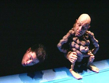 ניו יורק: פיליפ ז'נטי במופע יוצא דופן (תמונת AVI: חדשות)
