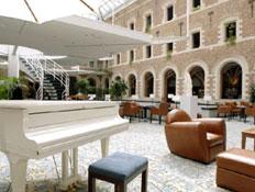 מלון בוטיק בצרפת
