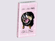 מסטיק זה לא PMS, זה אתה