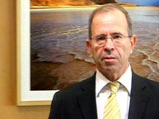 עופר דקל - שליחו של אולמרט בענייני גלעד שליט (צילום: חדשות 2)