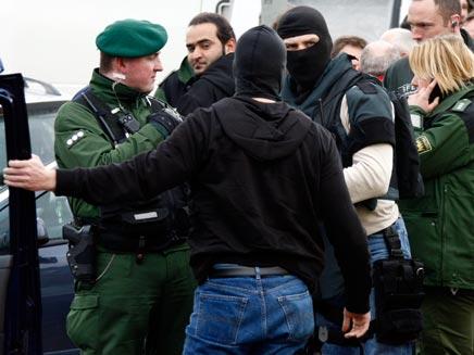 חשד: 2 מרגלים סורים נעצרו בברלין (צילום: רויטרס)