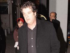 אבי קושניר, מסיבת תחפושות, הבימה, פורים 2009 (צילום: אלעד דיין)