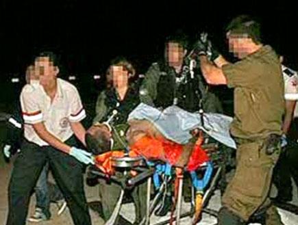 תאונה טרגית (תמונת AVI: חדשות)