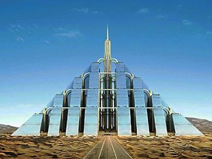 בית מגורים עתידי (צילום: mysterytopia)