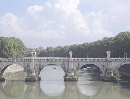 רומא: ציורים של מיכאלנג'לו מקשטים את הקפלה הסיסטינ (צילום: Getty Images, GettyImages IL)