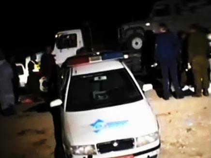 בהלה באילת בעקבות הדי פיצוצים (צילום: חדשות 2)