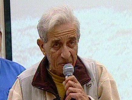 נחום היימן ודובי זלצר יכובדו ביום העצמאות (תמונת AVI: חדשות)