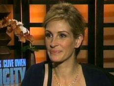 השחקנית המצליחה בראיון לאהרון ברנע (תמונת AVI: חדשות)