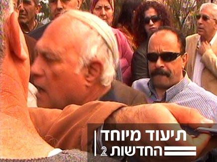מוחמד ברכה (צילום: חדשות 2)