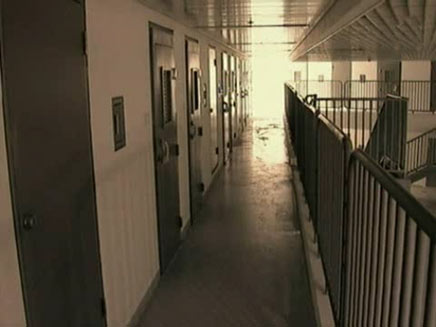 3,000 אסירים יפתחו בשביתת רעב במחאה על מות ג'רידאת (צילום: חדשות2)