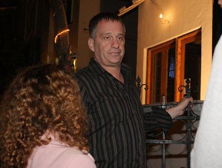 עמנואל רוזן, אירוע ג'ון גליאנו (צילום: שוקה כהן)