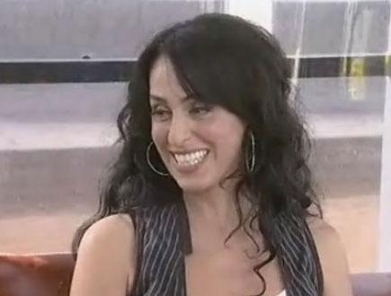 ריטה באולפן השקוף (וידאו WMV: ערוץ 24)