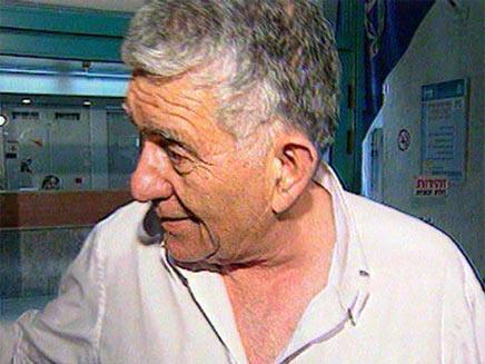 ראש עיריית רמת גן צבי בר (צילום: החדשות 2)